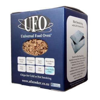 UFO Potutukawa Chips Box