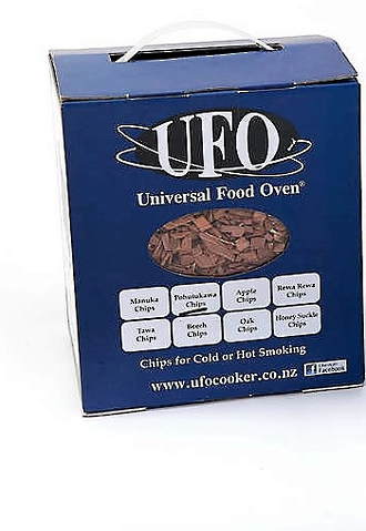 UFO Apple Chips
