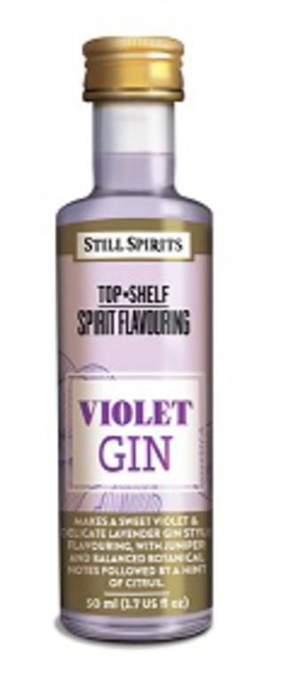 """Top Shelf """" Violet Gin"""""""