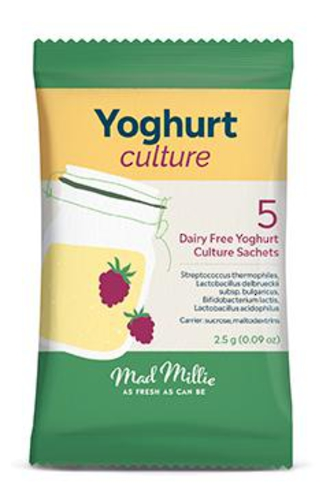 Mad Millie  Yoghurt Culture Sachet