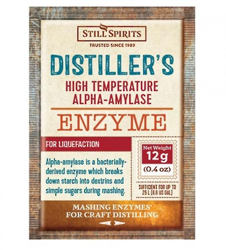 Distillers Enzyme High Temperature Alpha-amylase