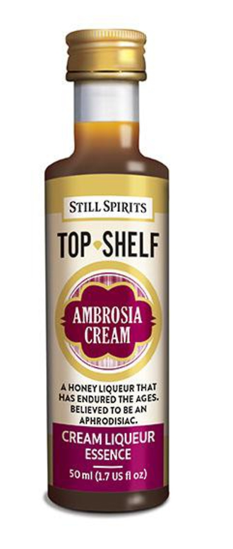 Top Shelf Ambrosia Cream Liqueur