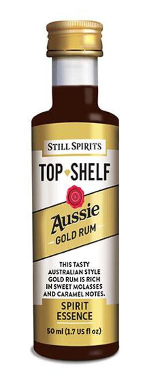 Top Shelf Aussie Gold Rum