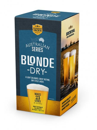 AU Brewers Series Blonde Dry