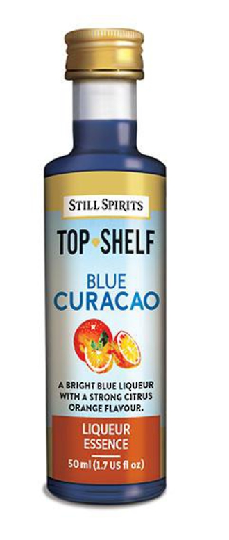 Top Shelf Blue Curacao