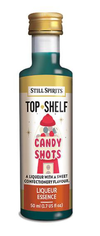 Top Shelf Candy Shots