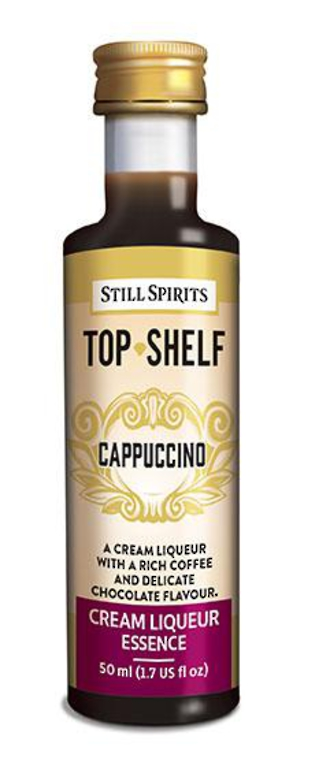 Top Shelf Cappuccino