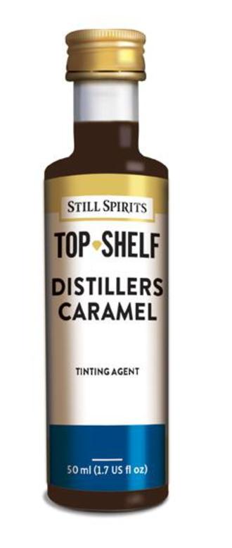 Top Shelf Caramel Vodka