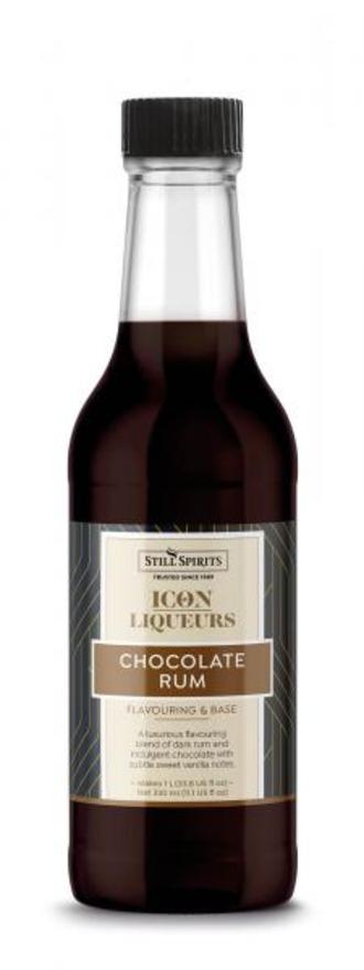Still Spirits Chocolate Rum Icon 330 ml Bottle