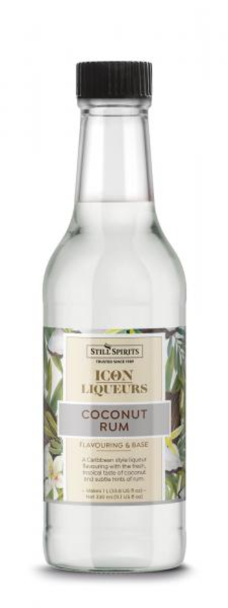 Still Spirits Coconut Rum Icon 330 ml Bottle