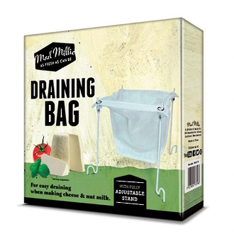 "Mad Millie ""Draining Bag and Stand"""