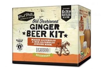 """Mad Millie """"Old fashioned Ginger Beer Kit'"""