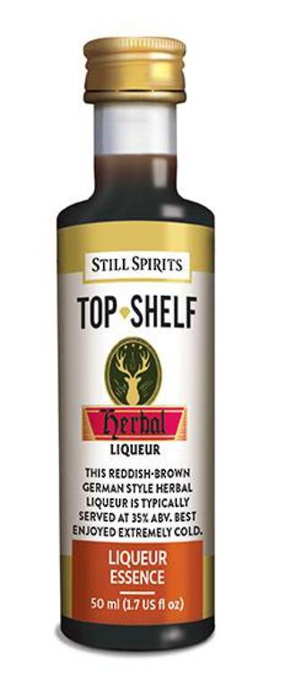 """Still Spirits Icon Series """"Herbal Liqueur"""""""