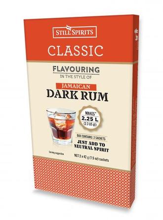 Classic TS Dark Jamaican Rum