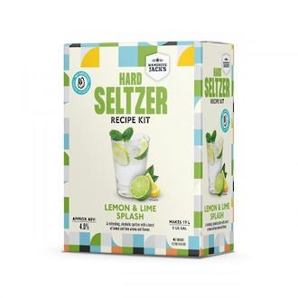 Lemon & Lime Splash Seltzer