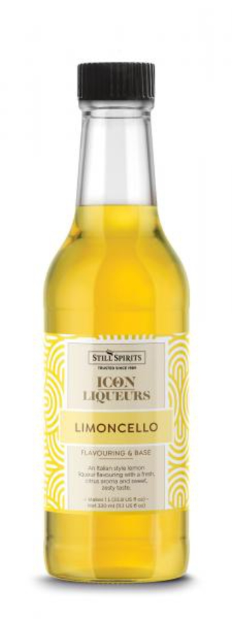 Still Spirits Limoncello Icon 330 ml Bottle