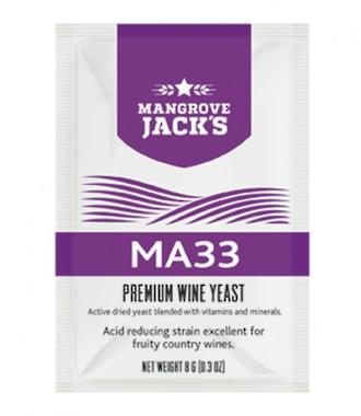 Mangrove Jack's Yeast - MA33