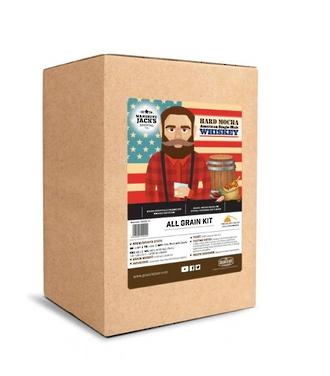Mangrove Jack's Hard Mocha American Single Malt Whiskey Kit