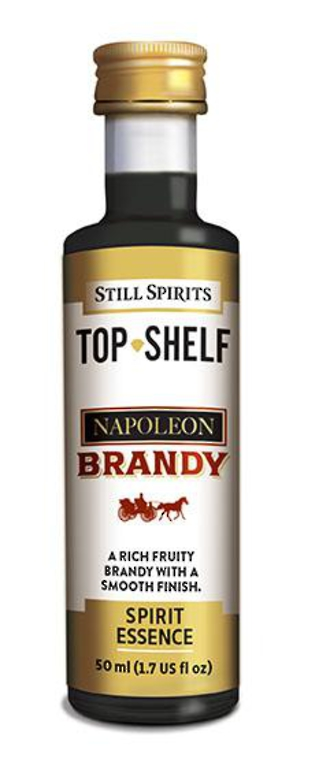 "Top Shelf ""Napoleon Brandy"""