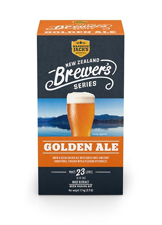 NZ Brewer's Golden Ale
