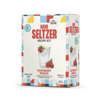 Raspberry Breeze Seltzer