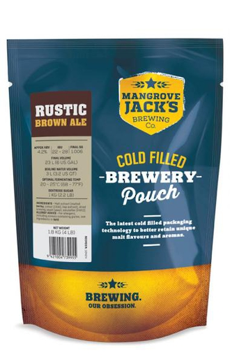 Rustic Brown Ale