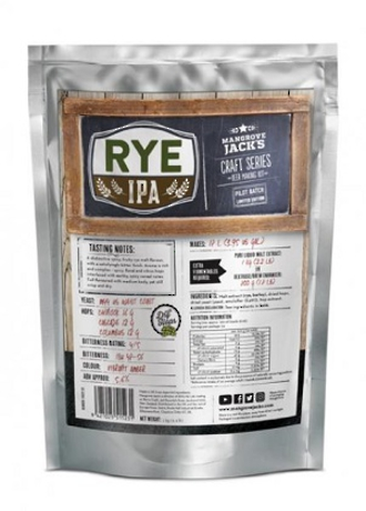 "Mangrove Jack's Craft Series ""Rye IPA"""