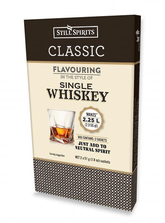 Classic TS Single Malt Whiskey