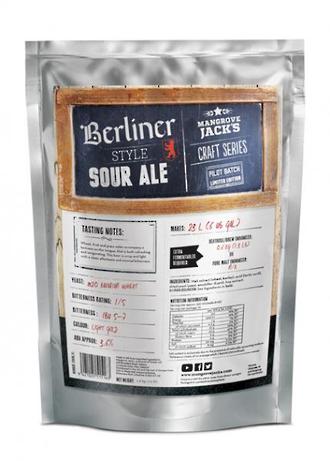 Mangrove Jack's Craft Series Berliner Style Sour Beer