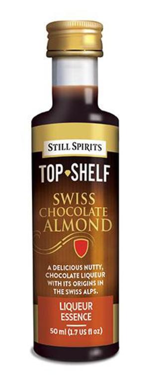 Top Shelf Swiss Chocolate Almond