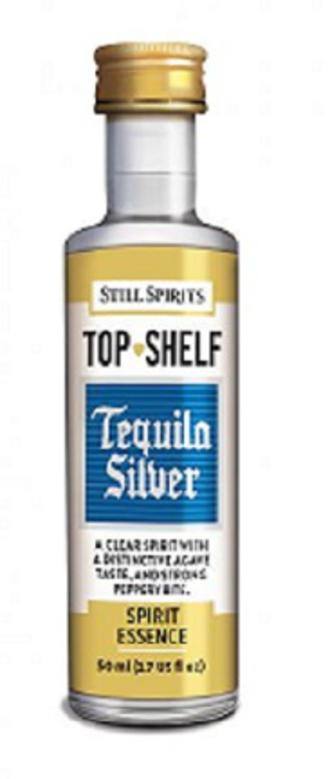 Top Shelf Tequila Silver