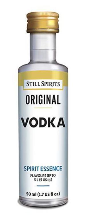 Top Shelf Vodka