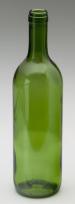 Vintner's Harvest Wine Bottles, 12 x 750ml Bordeaux bottles