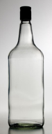 Glass Spirit Bottles, 1125ml x 12