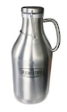 "Grainfather ""Stainless Steel Growler 2 Litre"""