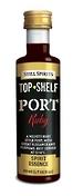 "Top Shelf ""Ruby Port"""