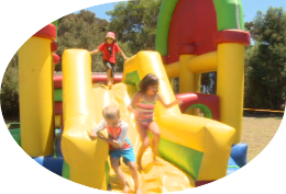 children bouncy castle-136