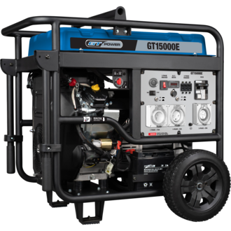 GT15000E PROFESSIONAL POWER GENERATOR