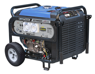 GT7005EFI DIGITAL INVERTER GENERATOR