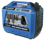 GT2500i DIGITAL INVERTER GENERATOR