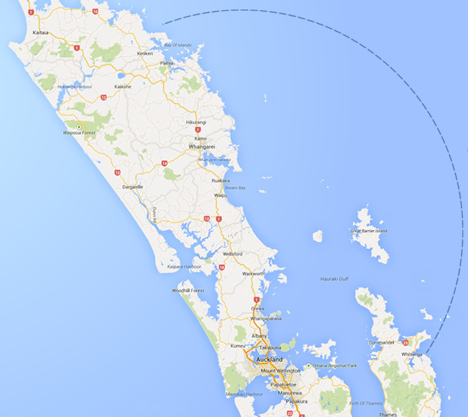 map range
