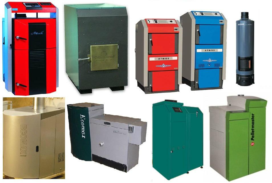Gasification Biomass Pellet Coal Boilers(copy)