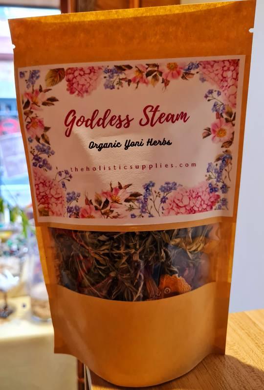 Goddess Steam for your vagina