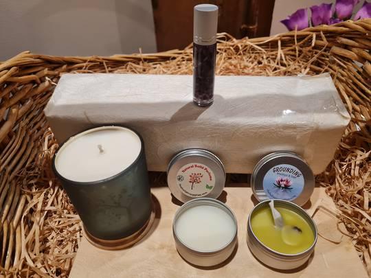 Spiritual Scents Gift Set (4 items)