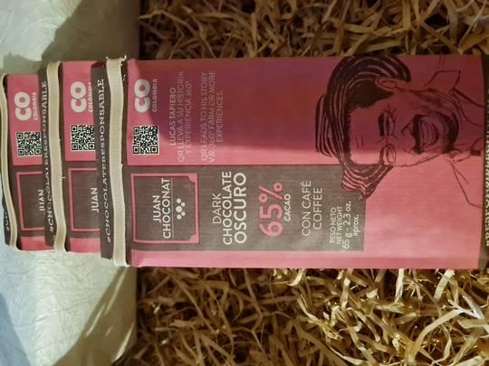 Juan Choconat cacao 65%
