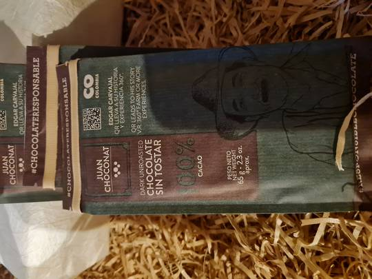 Juan Choconat cacao 100%