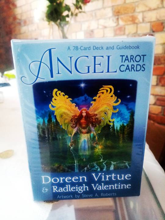Angel Tarot Deck