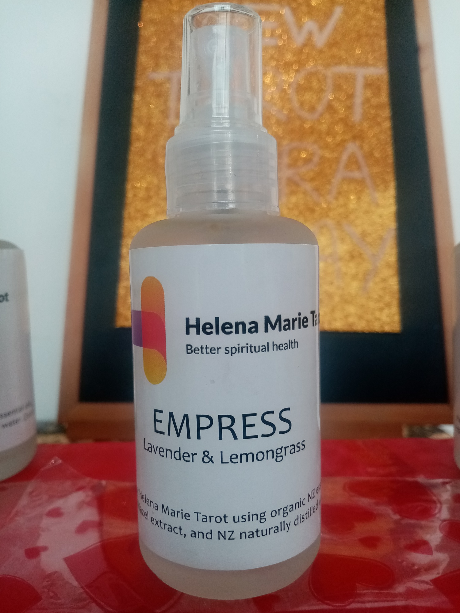 Empress Tarot Aura Mist Spray