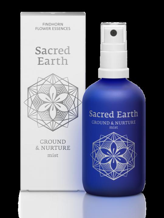 Sacred Earth Mist GROUND & NURTURE 100ml