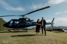 Helicopter Proposal Flights